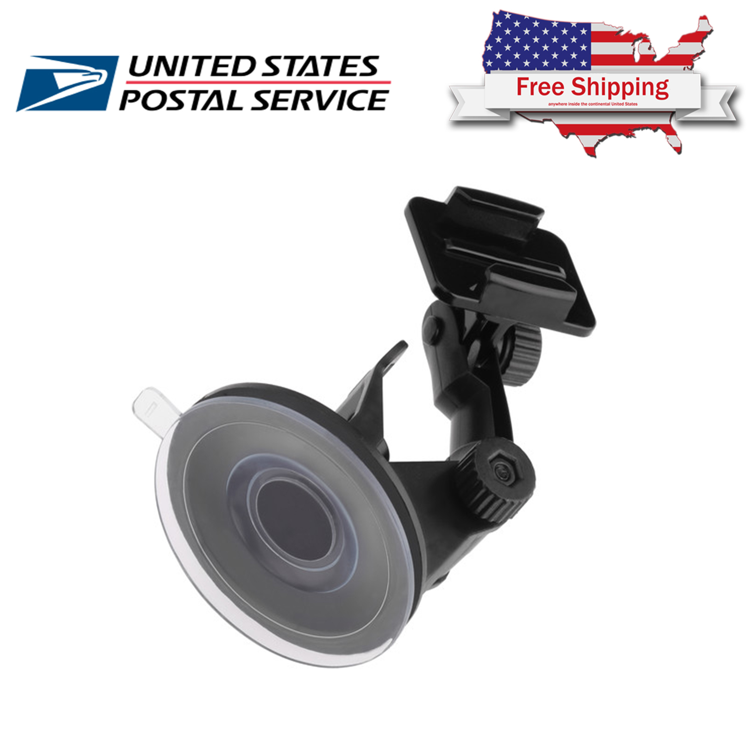 Details about Brand New Car Window Windshield Glass GoPro Suction Cup Mount  Hero Camera